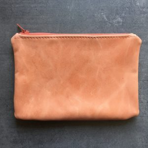 Pink wallet leather | Vank Design